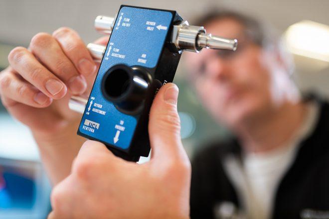 メルセデスF1が開発に協力した呼吸補助装置『CPAP』、設計図をメーカー向けに公表へ