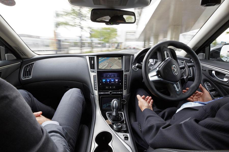 【世界初】自動運転が正式に解禁 公道を走り始めるニッポン