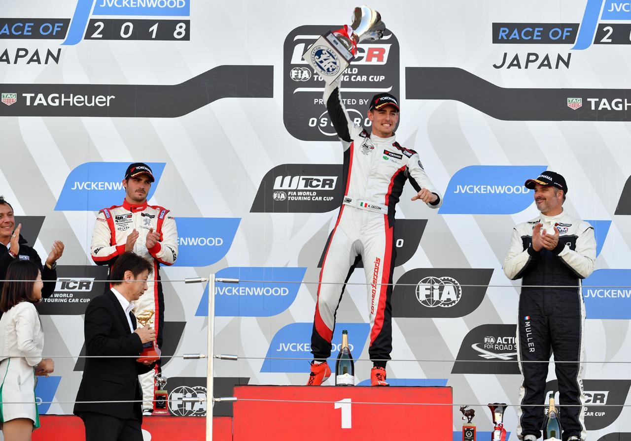 アルファロメオがWTCRで初勝利【WTCR世界ツーリングカーカップ】鈴鹿ラウンド