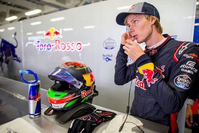トロロッソ・ホンダF1密着:ハートレーが予選Q2アタックでミスした遠因と決勝への期待