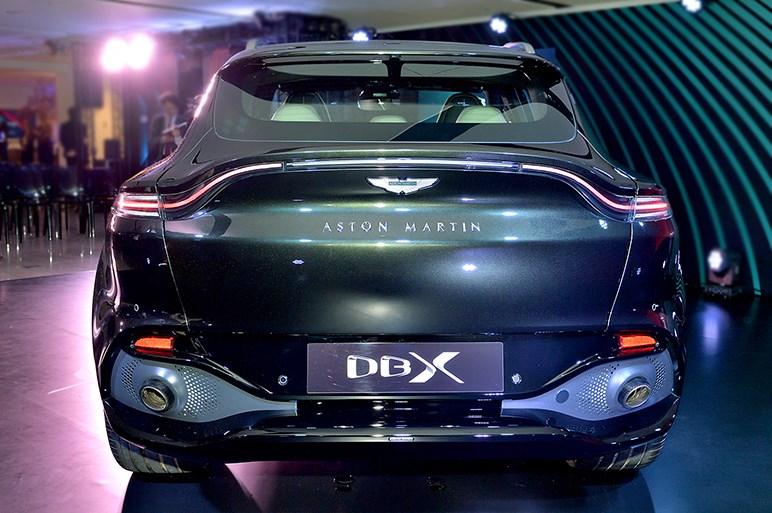アストンマーティン初のSUV「DBX」開発着手から4年を経てついに発表