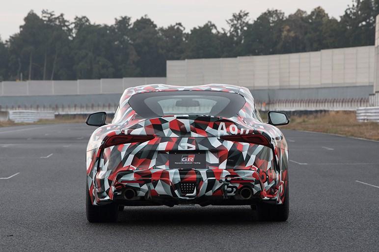 トヨタ スープラはロードスターの旋回性に500Nmを組み合わせる上級向けFR