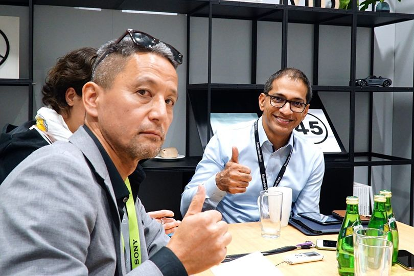 CESでメルセデスCASE担当ボードメンバーを直撃!──テクノロジーはプレミアムをどう変えるのか?