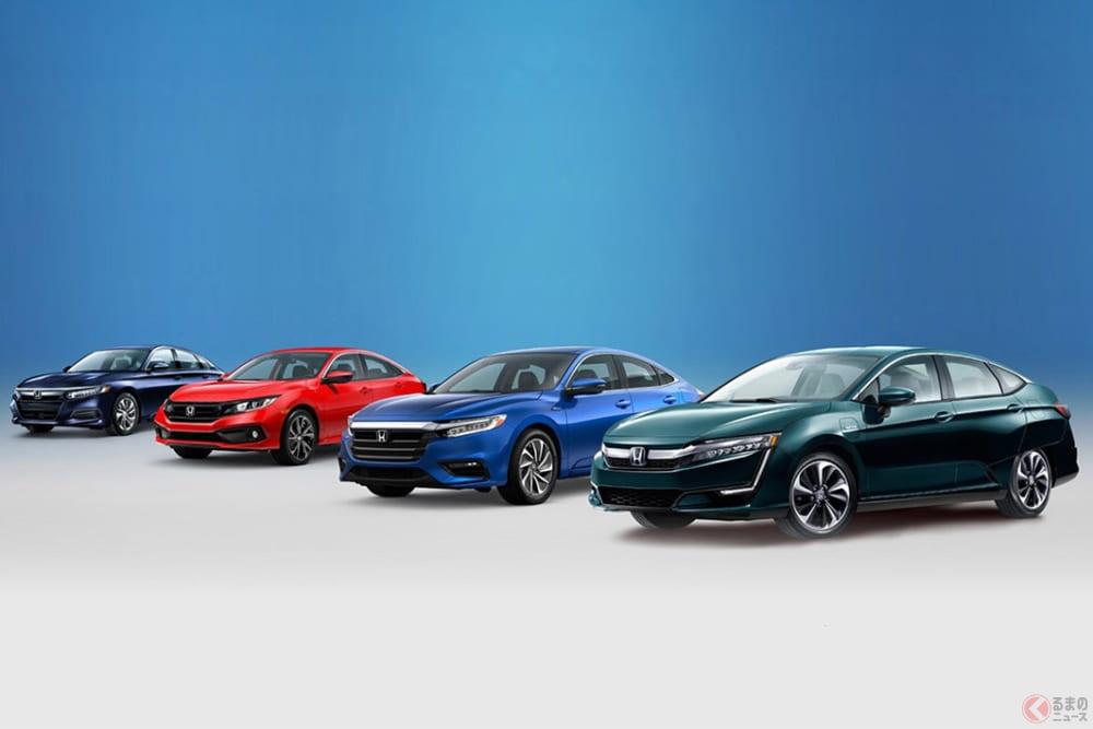 ホンダがトヨタを抜いた! 米国で最も売れた「ホンダ」 トヨタやGMを抜いた要因とは