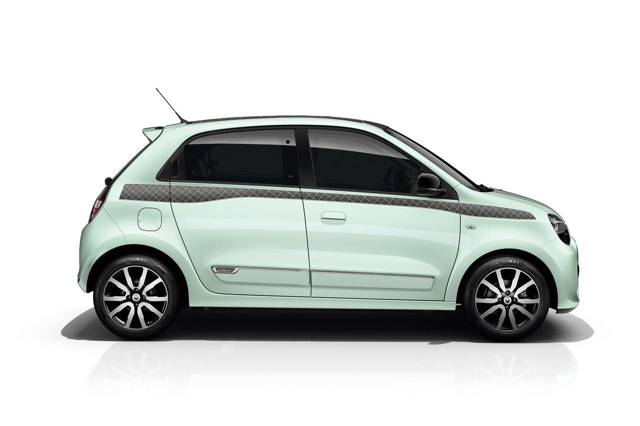 【ニュース】パリジェンヌをイメージした限定車「ルノー トゥインゴ ラ・パリジェンヌ」が登場