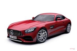 改良新型メルセデス-AMG GT、日本価格発表 M718型エンジンをパワーアップ