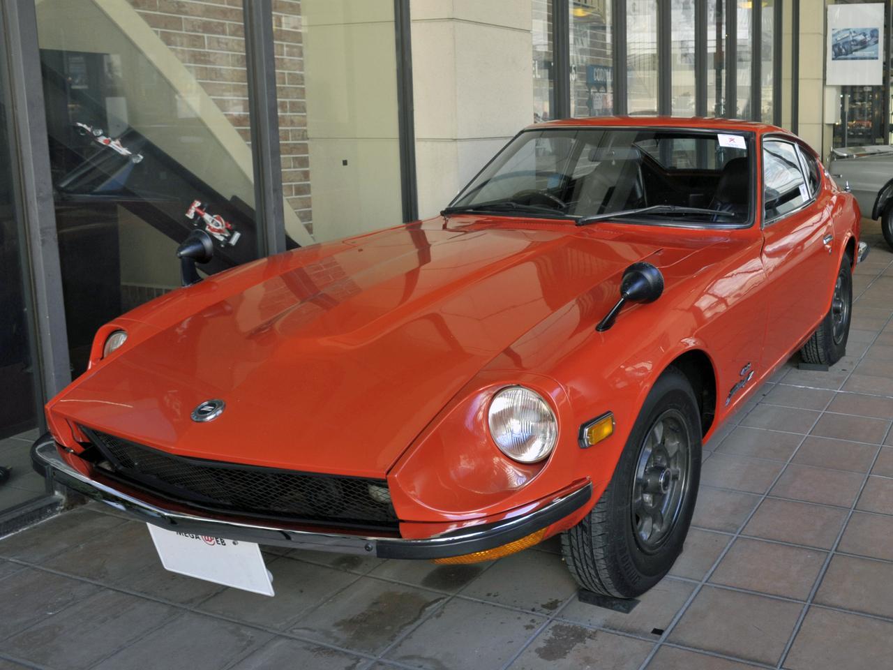 【旧車】60年代の国産スポーツカー (その6)日産 フェアレディZ