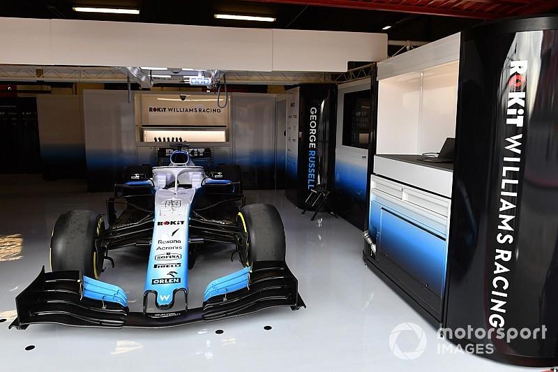 ウイリアムズ、ようやく新車FW42の準備整う。初走行はテスト3日目の午後に?