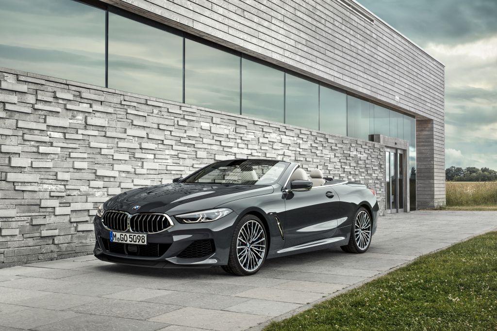 新型BMW 8シリーズ カブリオレ発表