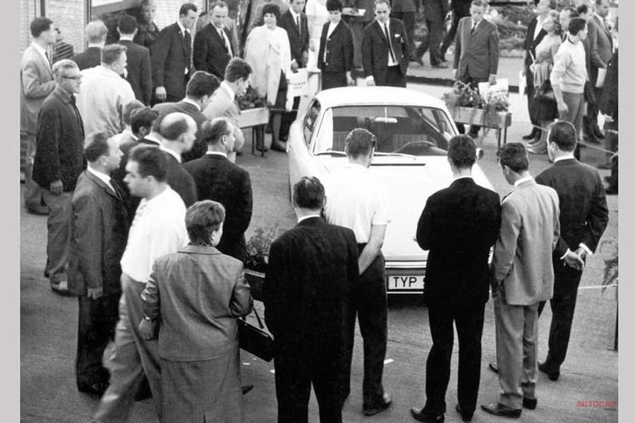 祝、新型ポルシェ911(992)発表 写真で振り返る55年の歴史