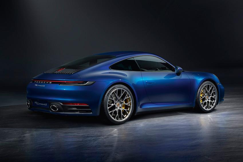 【ロサンゼルスショー2018】ポルシェ、第8世代に進化した新型「911 カレラS」をワールドプレミア