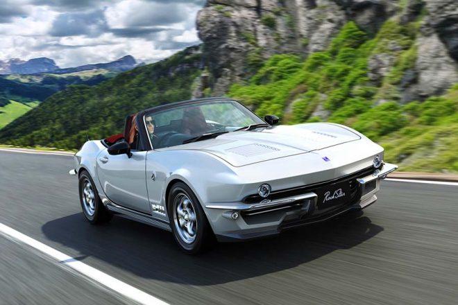 光岡自動車、創業50周年記念モデル『ロックスター』発表。12月1日より予約受付開始