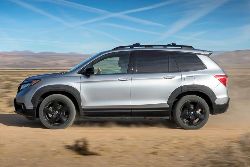 【ロサンゼルスショー2018】ホンダ、ミッドサイズの新型SUV「パスポート」をワールドプレミア