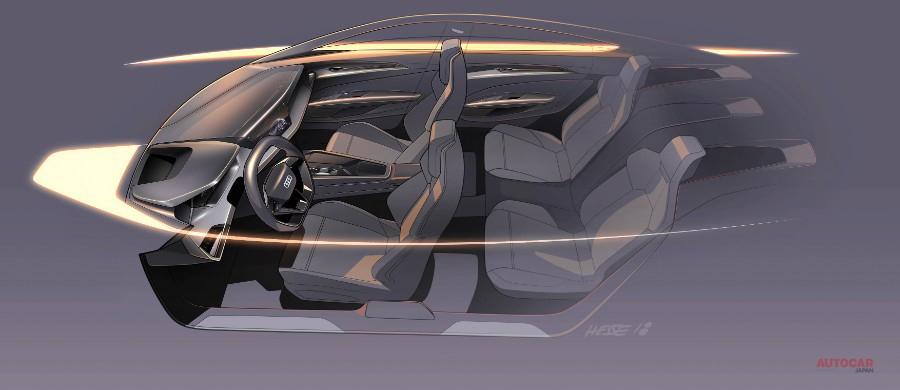 アウディeトロンGT 完成「きわめて間近」 製品化は2020年 LAショー