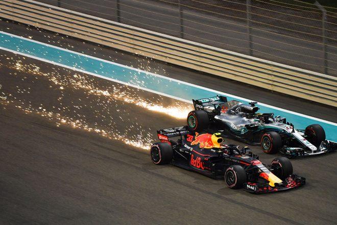 【F1アブダビGP無線レビュー】タイヤに苦戦しチーム戦略を不安視していたハミルトン「本当に正しいことをしているの?」
