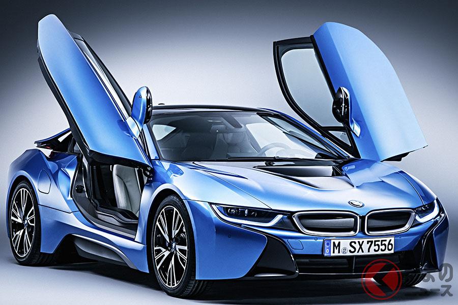 ついに生産終了! 21世紀のPHEVスーパーカー、BMW「i8」最後の18台がラインオフ