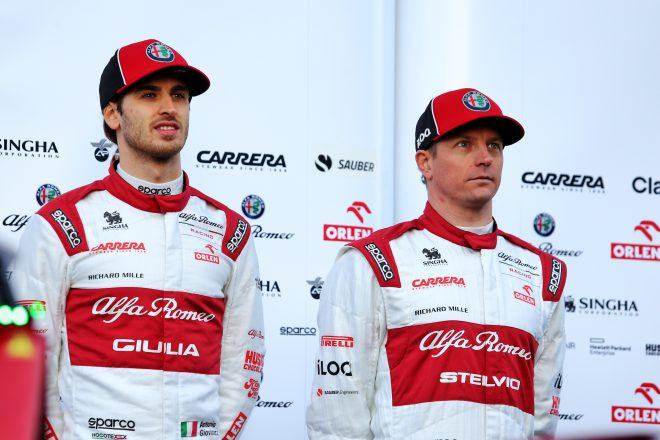 ライコネンの2021年去就は未定。アルファロメオF1代表「来季ドライバー決定は10月以降」