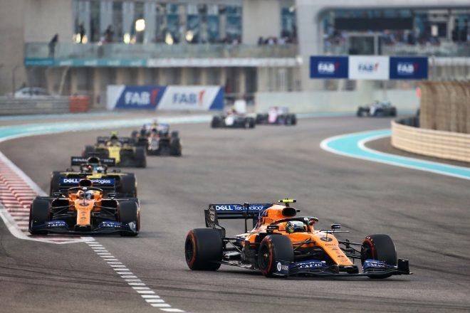 マクラーレンF1、熾烈な中団争いを予想「ランキング4位から6位に落ちてもおかしくない」