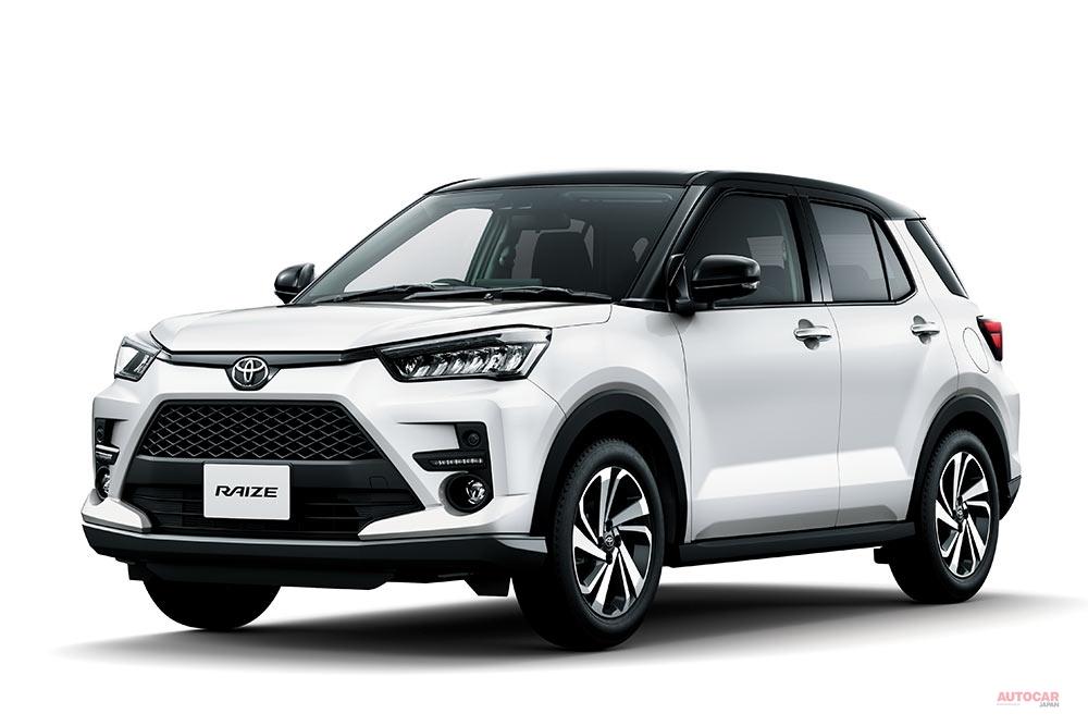 ミニRAV4「トヨタ・ライズ」 ひと月で受注3万台超え 販売台数でも4位に