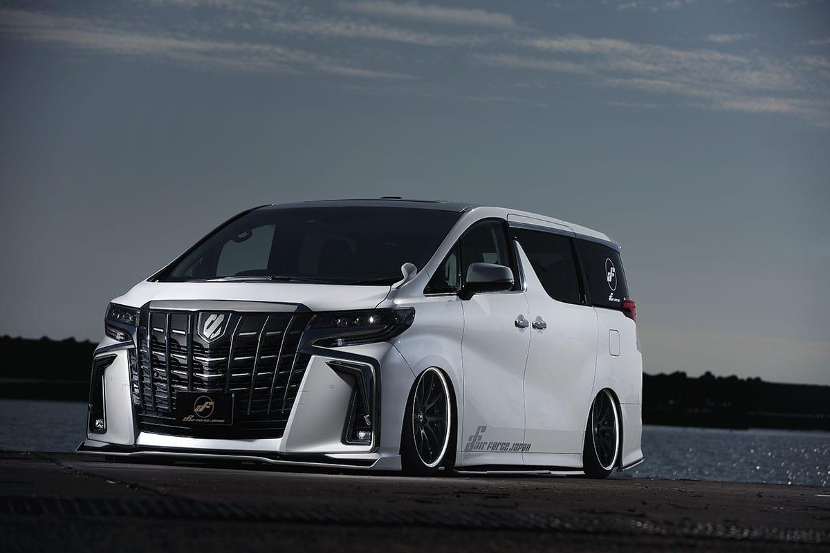 エアサスが今猛烈に進化中! 何がすごい!?  車高調整が自在なだけじゃない! メジャー4ブランド最新モデル連載01|エアフォースジャパン