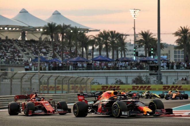 【F1アブダビGP無線レビュー】フェルスタッペン、ホンダPUのラグ問題に苛立ち「なんでこんな問題が起きるんだ!?」