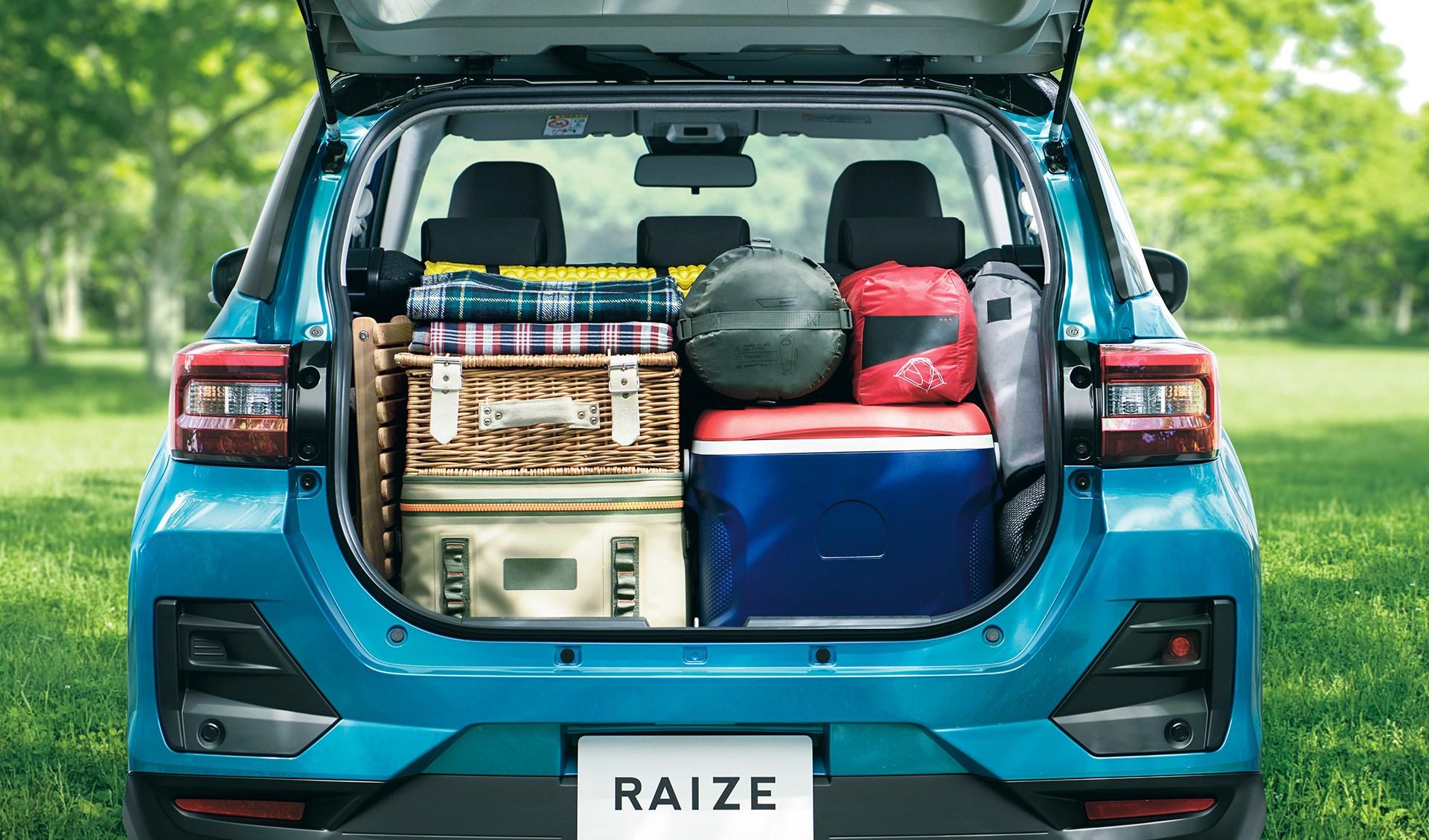 トヨタ ライズ、1ヶ月で3万2000台受注。目標の8倍達成。人気は高価格帯で充実した装備のグレード