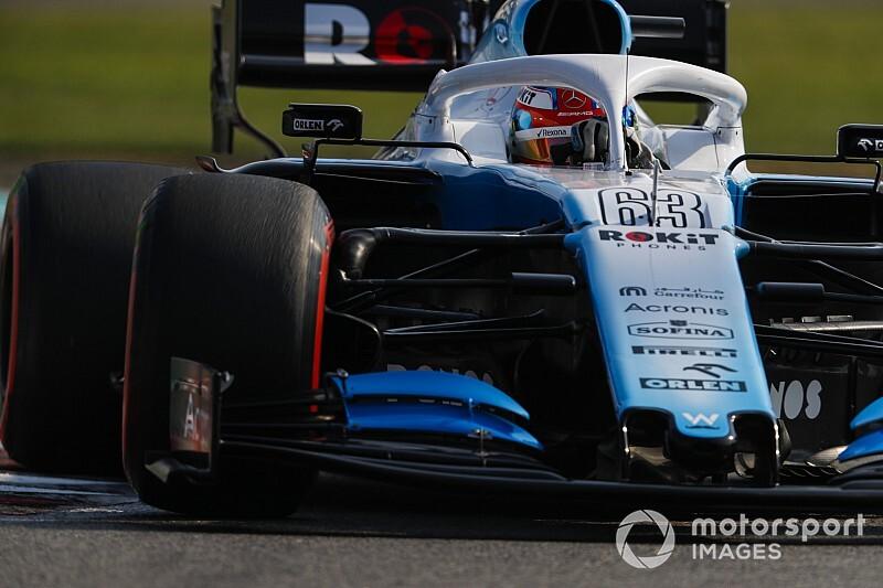 ウイリアムズF1のジョージ・ラッセル、予選でチームメイトのロバート・クビサに全勝「皆が思っているより難しいこと。誇りに思う」