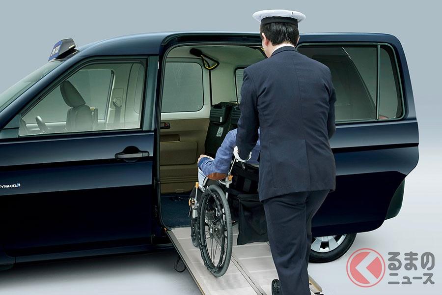 タクシーだけど個人所有も可能!? 都内で急増するトヨタ「ジャパンタクシー」の魅力とは