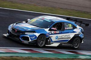 TCRジャパンシリーズのテストが鈴鹿で開催。WTCR参戦のオリベイラが2セッション首位に