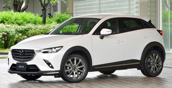 【迷走するマツダ新車事情】流行りのSUV「CX-3」2020年モデル廃止の危機!??