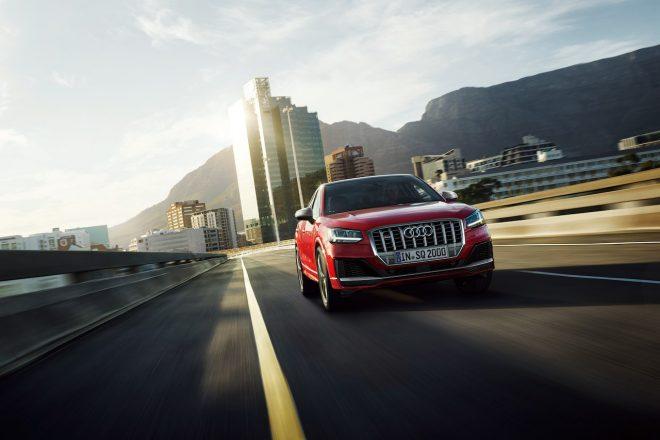 300馬力&クワトロと専用デザイン採用のトップモデル『アウディSQ2』が登場