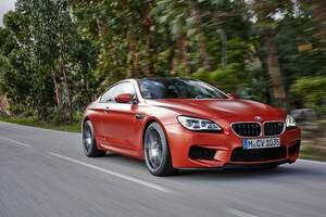 BMW、M6の改良モデルを本国で発表