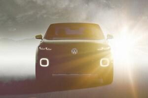 VW、新型SUVやup!の改良モデルを披露