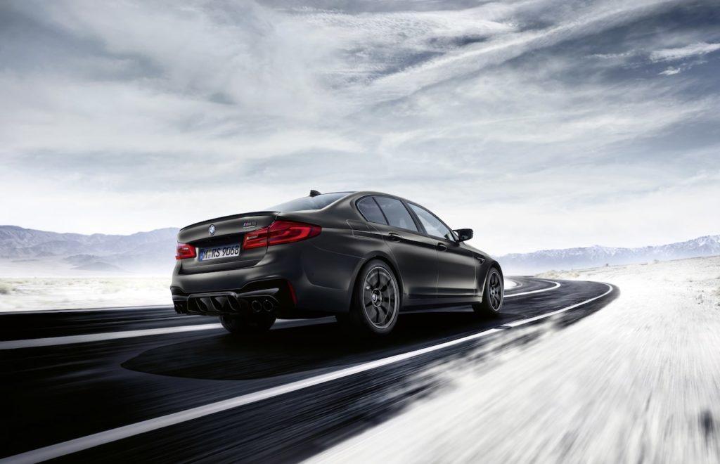 BMW M5 デビュー35周年記念モデル、350台限定で登場