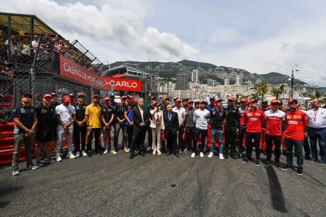 【ポイントランキング】F1第6戦モナコGP終了時点