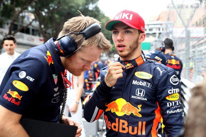 ガスリー、ファステストラップを記録し5位「マシンに速さがあり、本当に楽しかった。大満足のレース」:レッドブル・ホンダ F1モナコGP日曜