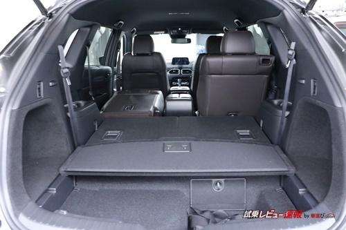 マツダ CX-8 XD L Packageで車中泊はできる!?【広さ、寝心地はどう?】