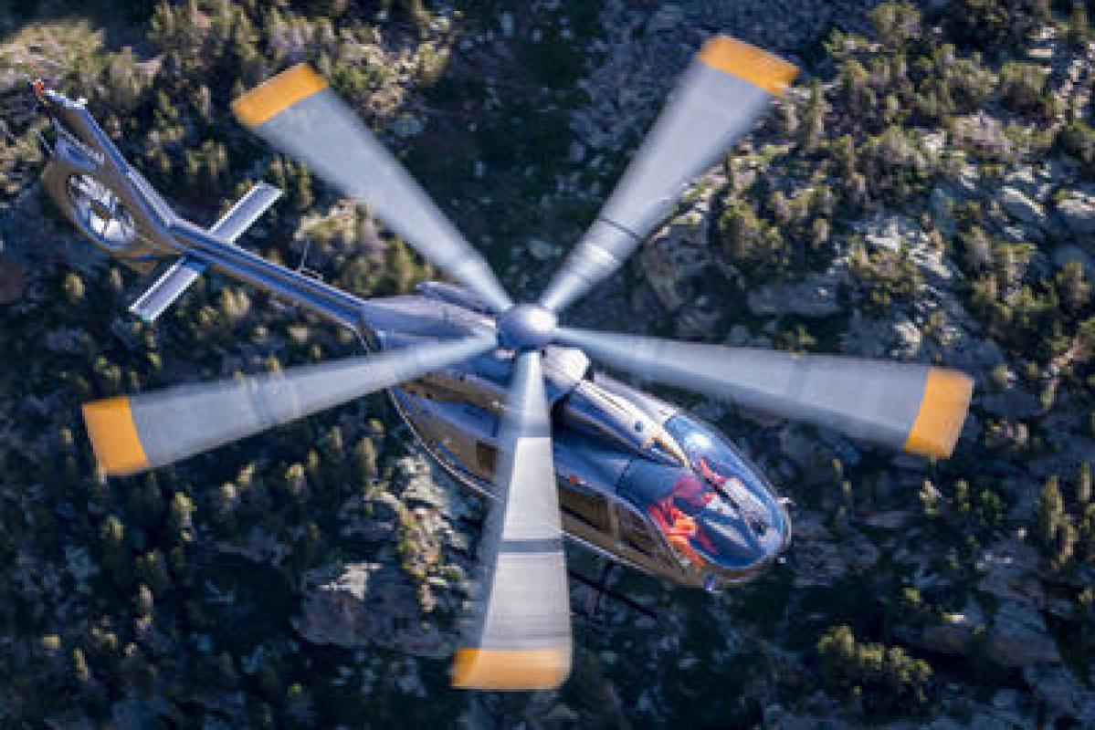 最新型ヘリコプター「H145∥BK117 D-3」を販売開始