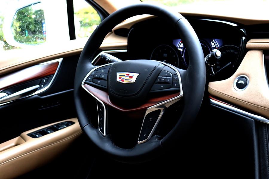 欧州車とは違う魅力を持った、アメリカン・ラグジュアリーを体現する1台、キャデラック XT5