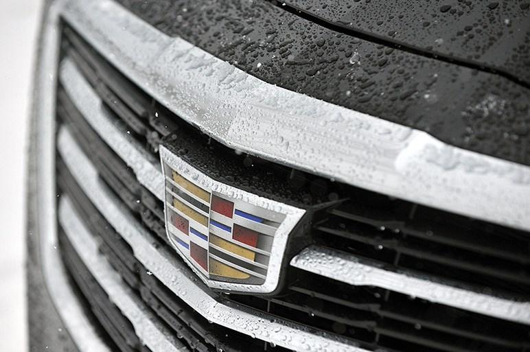 キャデラックCTS雪上試乗、新4WDグレードの実力は?