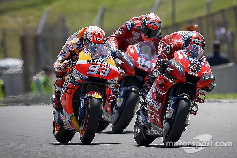 【MotoGP】「マルケス抜きではホンダの大記録は無い」ドゥカティ、ホンダの批判に再反論