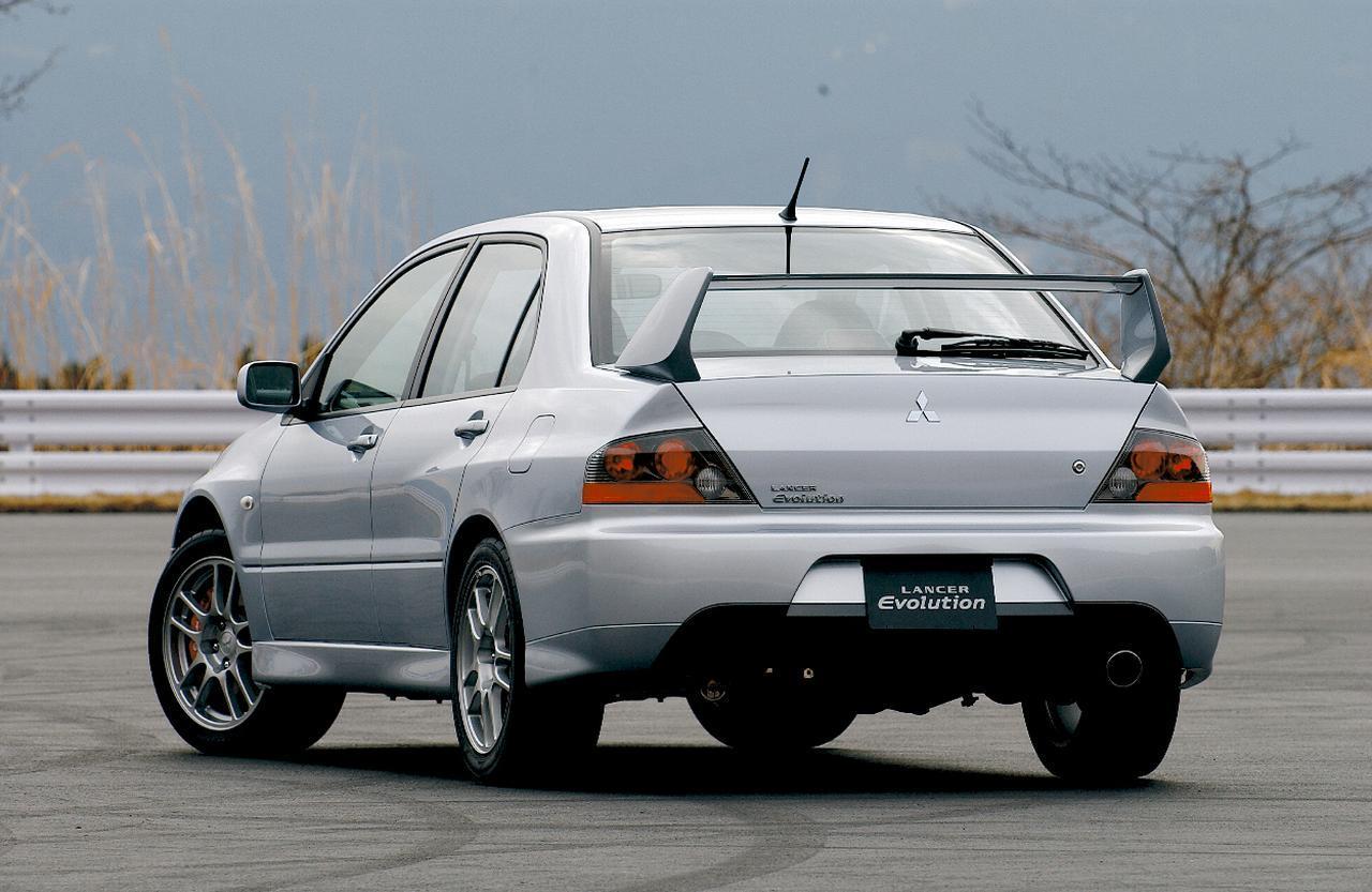【今日は何の日?】ランサーエボリューションIX発表「可変バルタイMIVEC搭載。後にシリーズ初のワゴンモデルも登場」14年前 2005年3月2日