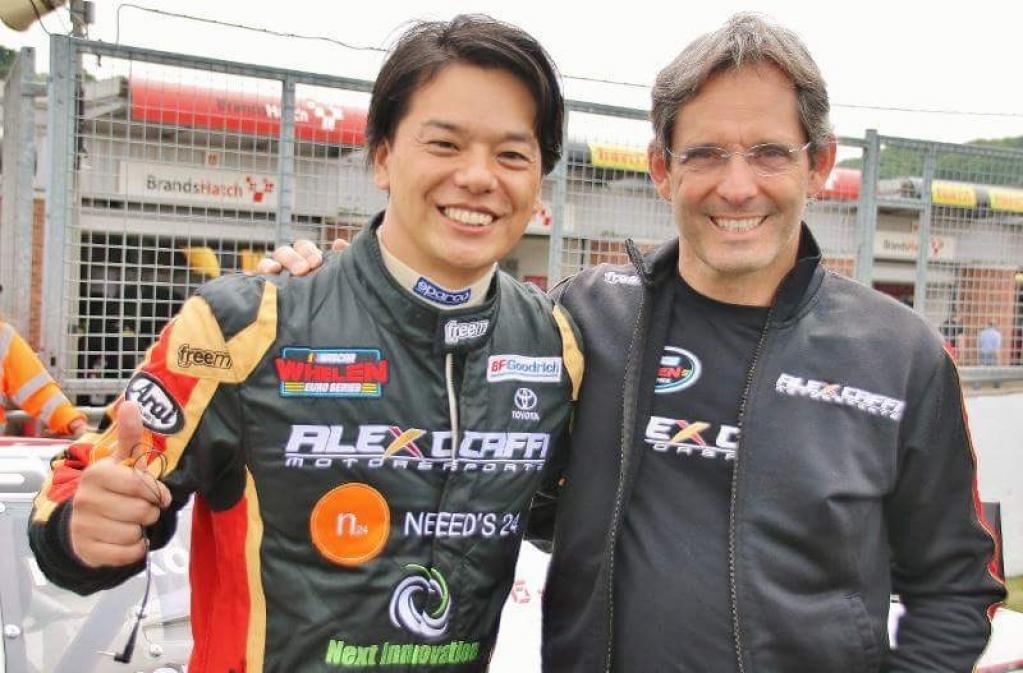 ジャック・ビルヌーヴも参戦! 欧州で人気急上昇中の『NASCARユーロシリーズ』に挑戦する三浦健光選手に聞く