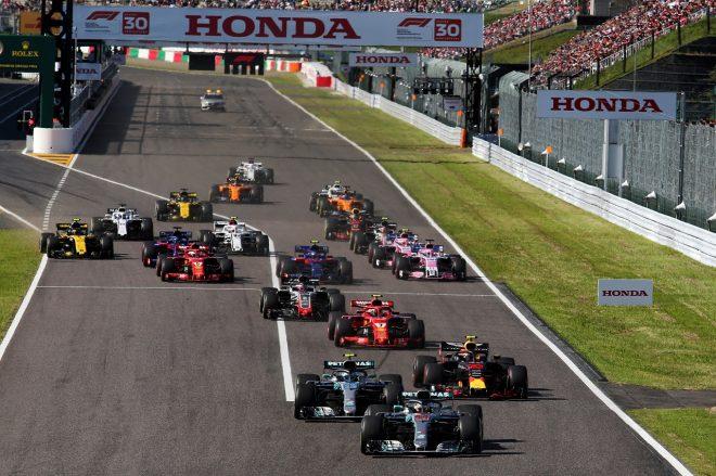 F1日本GP、ホンダ応援席を増設。2019年はスペシャルチケットが約70種類、若年層向け『U23』制度も