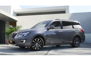 スバル クロスオーバー7にオシャレインテリアの特別仕様車を発売