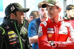 【MotoGP】ロレンソができたなら自分もできる……ザルコ、ドゥカティへの適応に不安なし?