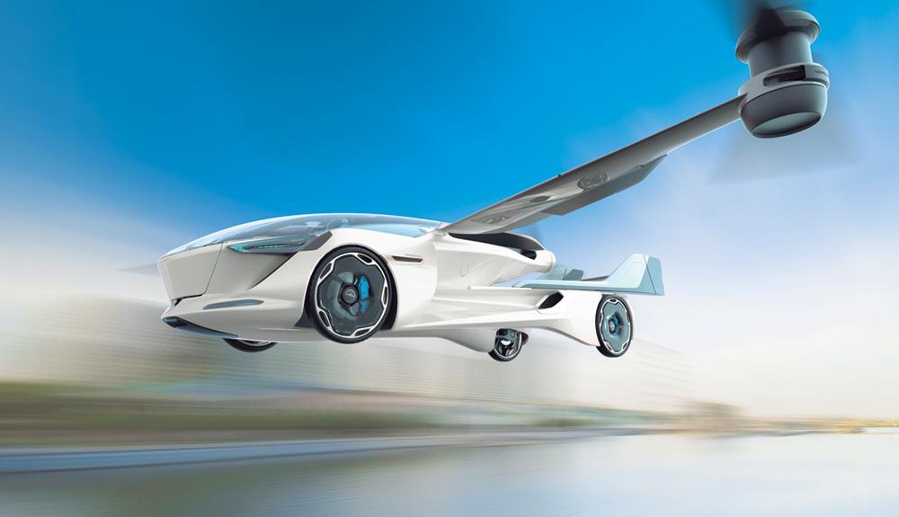 2023年には実現する!?空飛ぶクルマ、電動飛行機、SFのような近未来プロダクト