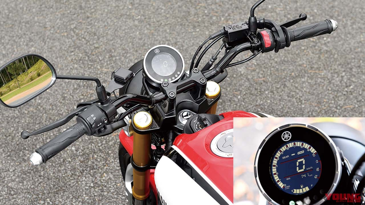 '19タイヤマハXSR155試乗インプレッション【小排気量でも走りに妥協なし】