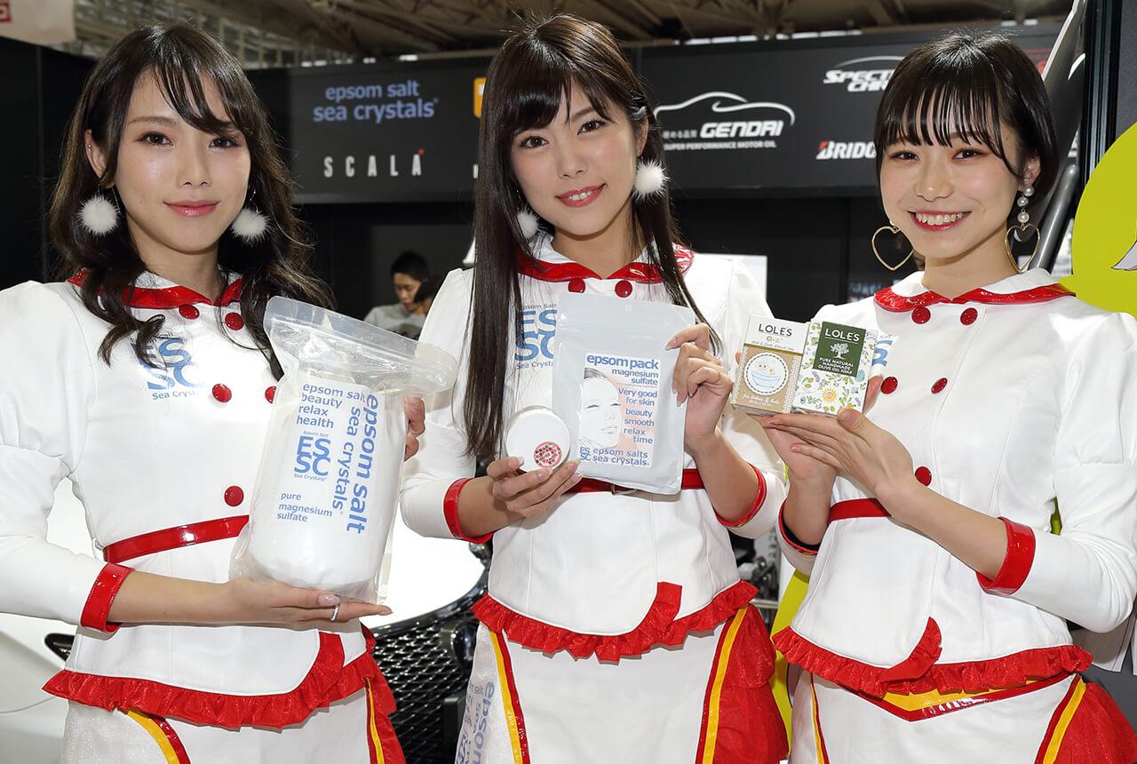 【東京オートサロン2020】綺麗所を集めました! キャンギャル&コンパニオン フォトギャラリー(その19)