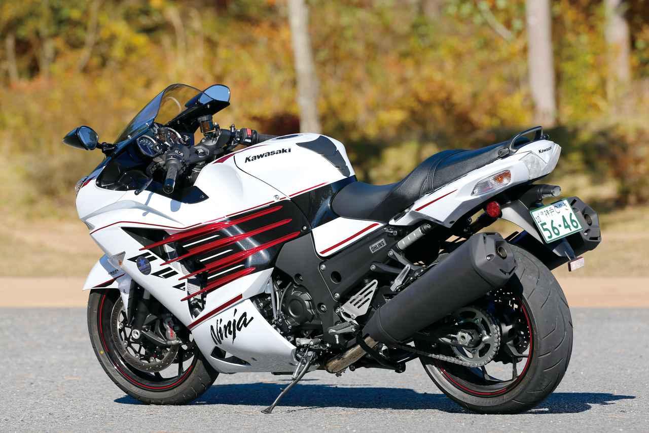 〈試乗インプレ〉Kawasaki「Ninja ZX-14R HIGH GRADE」有終の美を飾る、カワサキ最強のメガスポーツ